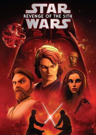 Star Wars: Revenge of the Sith Extended Cut電影海報