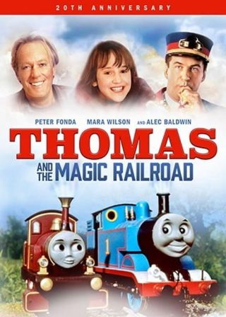 Thomas And The Magic Railroad [20th Anniversary Edition]電影海報