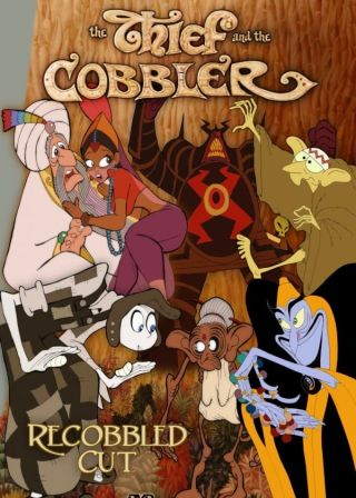 The Thief and the Cobbler: Recobbled Cut電影海報
