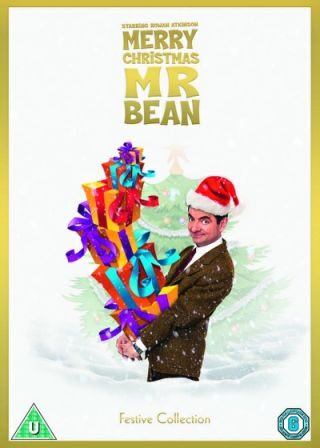 Merry Christmas Mr. Bean電影海報