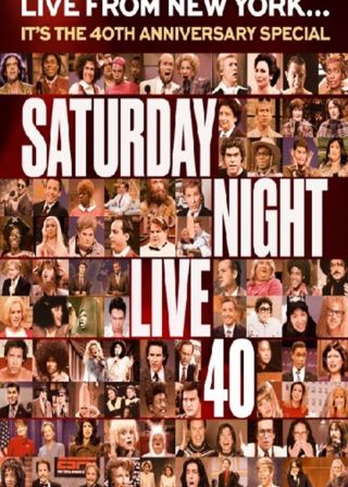 Saturday Night Live 40th Anniversary Special Saturday Night Live 40th Anniversary Special