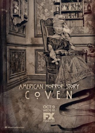 American Horror Story: Coven American Horror Story: Coven
