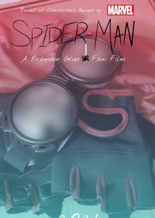 Spider-Man電影海報