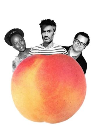 James and the Giant Peach, with Taika and Friends電影海報