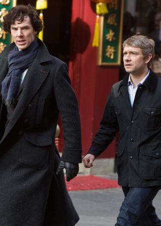 Sherlock: The Blind Banker Sherlock: The Blind Banker