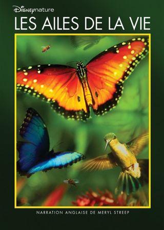 Disney nature: Les ailes de la vie電影海報