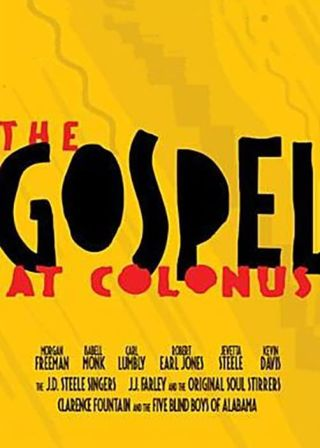 The Gospel at Colonus電影海報