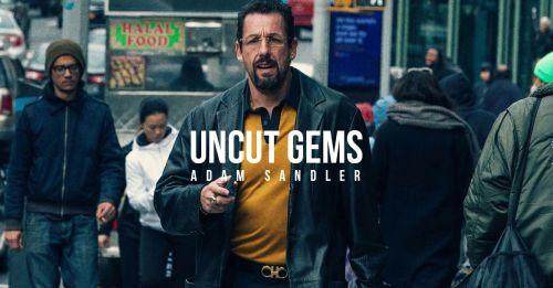 《Uncut Gems》好看得不可思議!這或許是 Adam Sandler 從影以來最好的作品