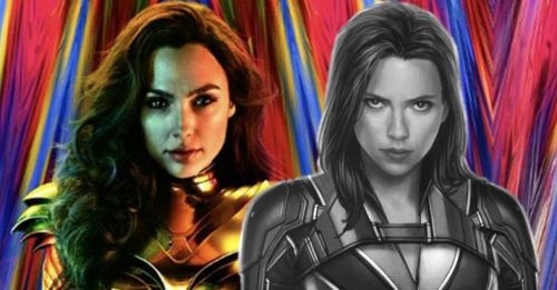 DC電影《神力女超人 1984》及漫威電影《黑寡婦》被 Fandango 列為 2020 年最受期待的電影