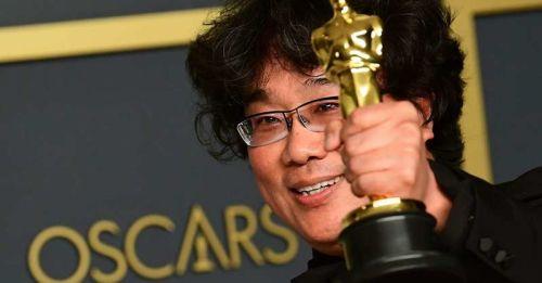 韓國電影的時代來了!奉俊昊領「全韓裔」卡司橫掃奧斯卡四獎,改寫影史被封「韓國李安」