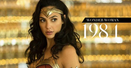 《神力女超人1984》首波電影預告流出,Wonder Woman 白宮開戰