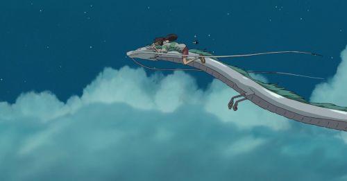 吉卜力動畫電影票房排名,第一名當然就是《千與千尋》,《幽靈公主》只排第三