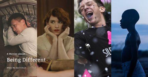 不一樣又怎樣,即使這世界很瘋狂還是要善待自己:四部訴說動人而深刻的生命故事電影