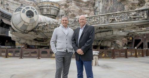 迪士尼樂園負責人 Bob Chapek 將接任迪士尼集團執行長