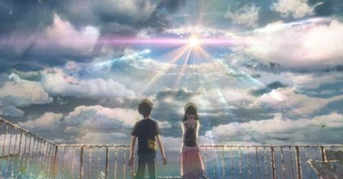 又是一部神作!「背景之神」新海誠新作《天氣之子》,開片票房成績超越《你的名字》!