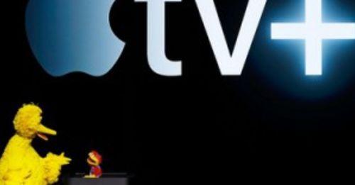 Apple TV+傳11月推出 月費78元 擲468億製作內容