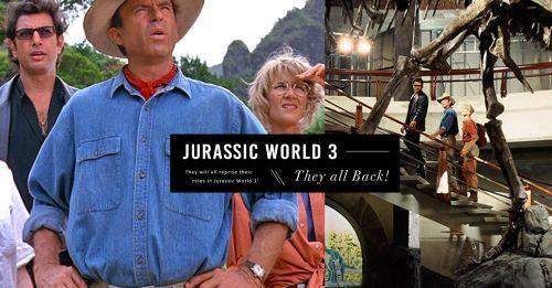 這或許是最美麗的安排:相隔近 30 年,「他們」宣布回歸《Jurassic World 3》