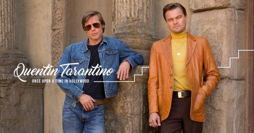 對《從前,有個好萊塢》意猶未盡,不妨打開鬼才導演 Quentin Tarantino 的歌單