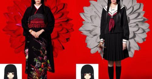 [特報公開]日本2019年11月15日上映: 真人版電影《地獄少女》