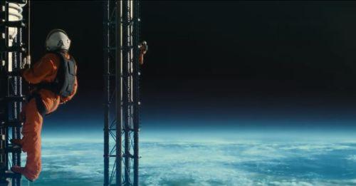 《星際救援》的時代背景,和那仍未實現的黑科技「太空電梯」