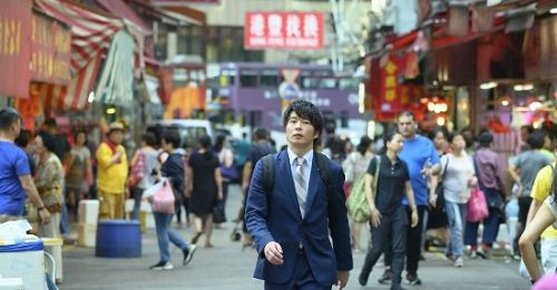 【大叔之愛電影版】3天票房破5億日元,田中圭:想來台辦見面會