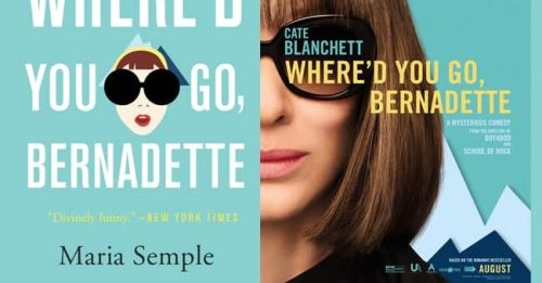 人生再是沉悶、平庸,但仍值得我們去捕捉、享受點點片刻的亮光——《走佬阿媽》(Where'd You Go, Bernadette)