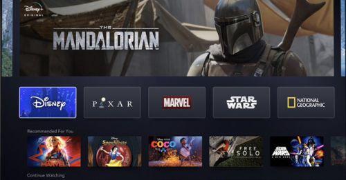 迪士尼宣布 Disney+ App 對應裝置名單及美國境外訂閲收費