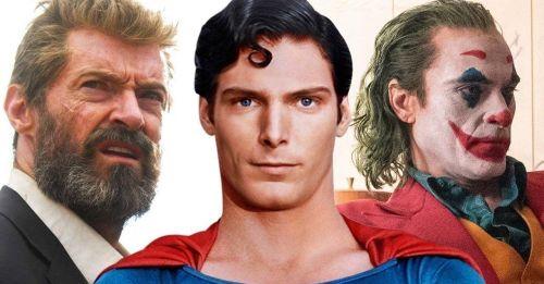 IGN 統整歷史上所有被提名和獲得奧斯卡獎項的「漫畫改編電影」名單!