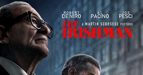 真正的cinema: 馬田史高西斯的《愛爾蘭殺手》