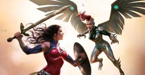 [影音] 探討DC動畫電影宇宙的神力女超人起源故事!《神力女超人:血脈》預告片釋出~ | Geek-Base - 玩具人Toy People News