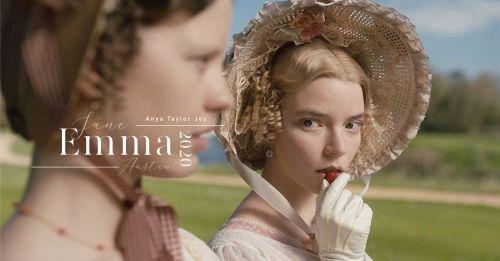 光看劇照就值得你放入待看清單:Jane Austen 小說改編電影《Emma》預告上線
