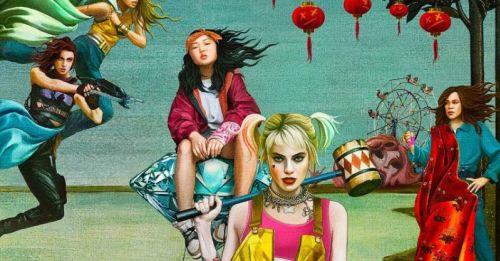 《猛禽小隊:小丑女大解放》瘋狂怪異卻也很有魅力