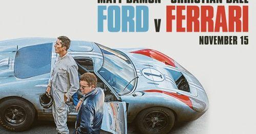 【影評】《極速傳奇:福特決戰法拉利》:真正的狂野速度