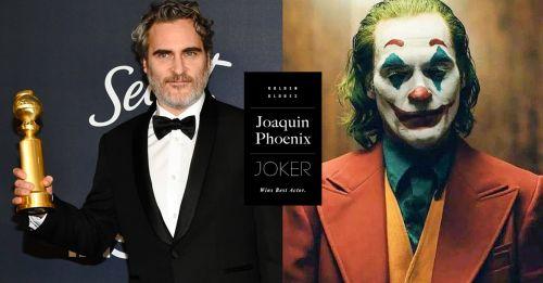 演活經典壞蛋,Joaquin Phoenix 的小丑值得最佳男主角