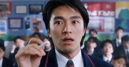 鄭立:逃學威龍 —— 我係因為唔想讀書先加入警隊 - *CUP