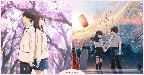 5部日本愛情動畫電影推薦!伴妳度過一場浪漫的情人節 | 奈傑的電影生活