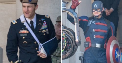 【MCU相關】獵鷹和酷寒戰士之外的第三位角色拿走美國隊長盾牌而氣炸粉絲!?