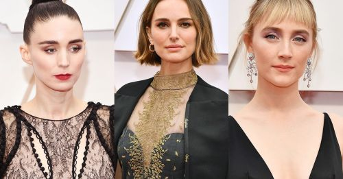 Oscars 2020:今年的妝容潮流,或許都盡在女星們的紅毯造型上!