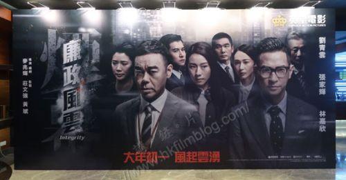 淺談2019年香港電影票房十大