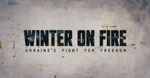 Winter on Fire: Ukraine's Fight for Freedom(2015)