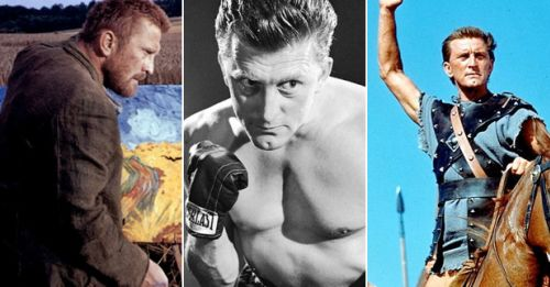 Kirk Douglas' 10 Most Memorable Movies (Photos)