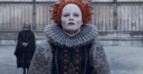 入圍奧斯卡最佳妝髮的《雙后傳》,如臨摹般重現童貞女王的面貌