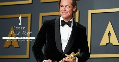 「從影三十年終於擁抱演員獎」:那些 Brad Pitt 詮釋的前衛電影,其實早已定義他的不凡