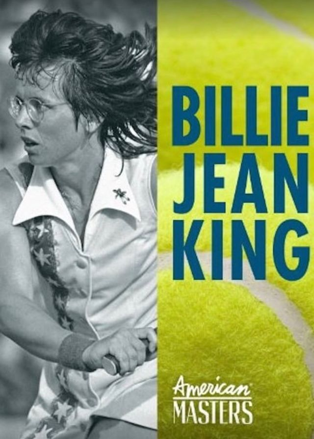 Billie Jean King海報