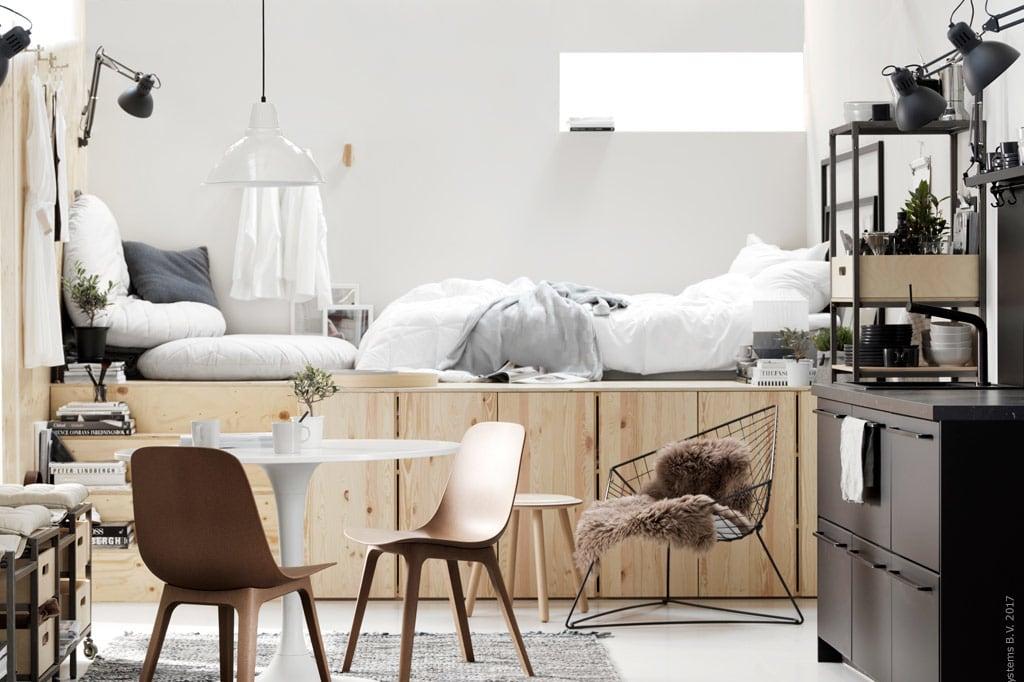 Stolen Odger för Ikea.
