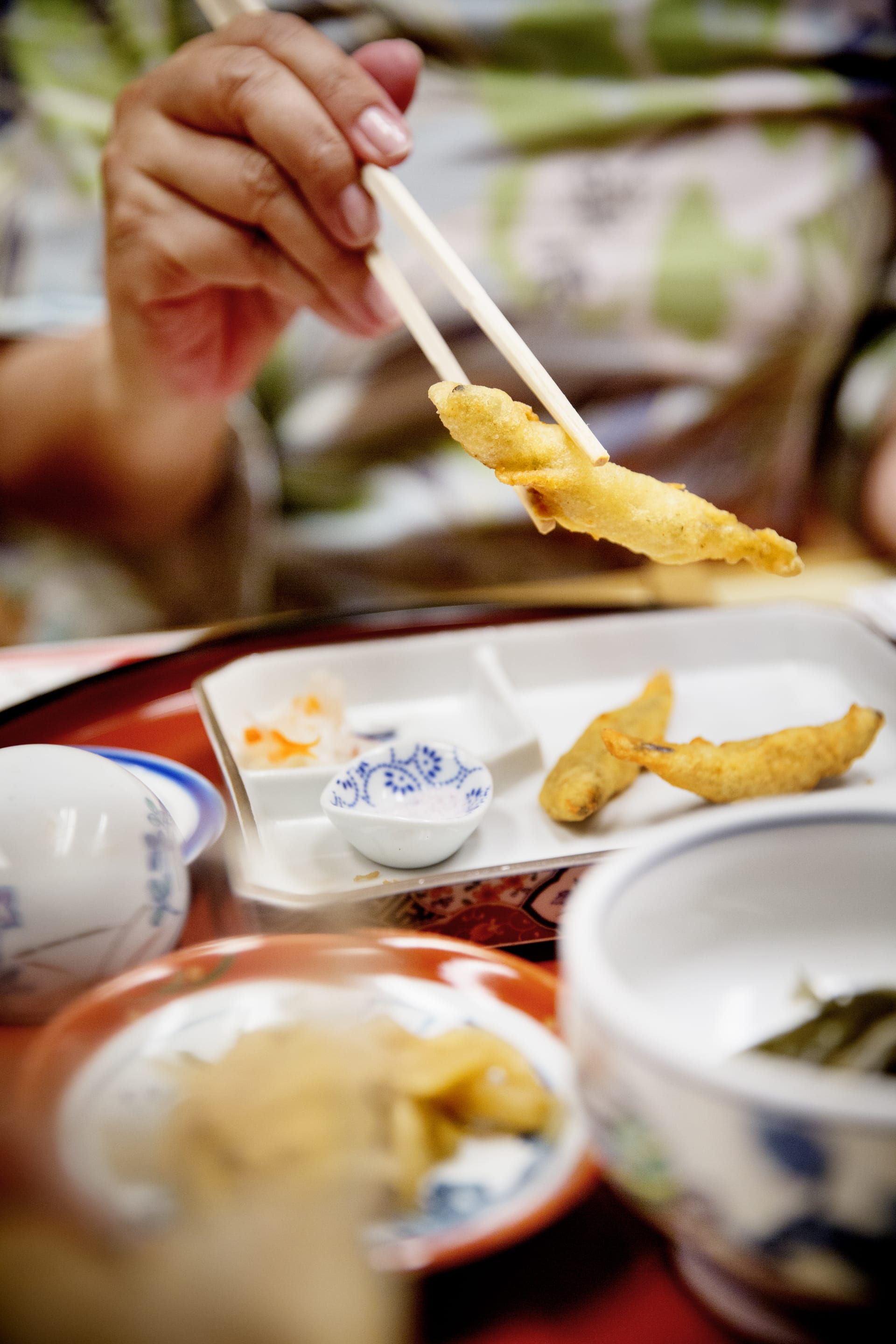 Okinawa is famous for its wide range of cuisines.
