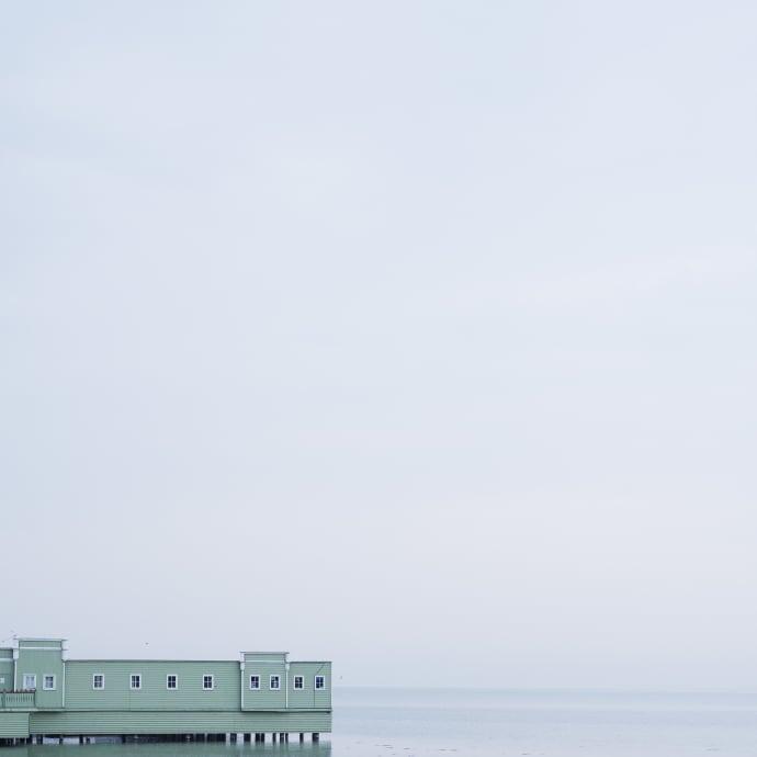 Ribergsborgs kallbadhus.
