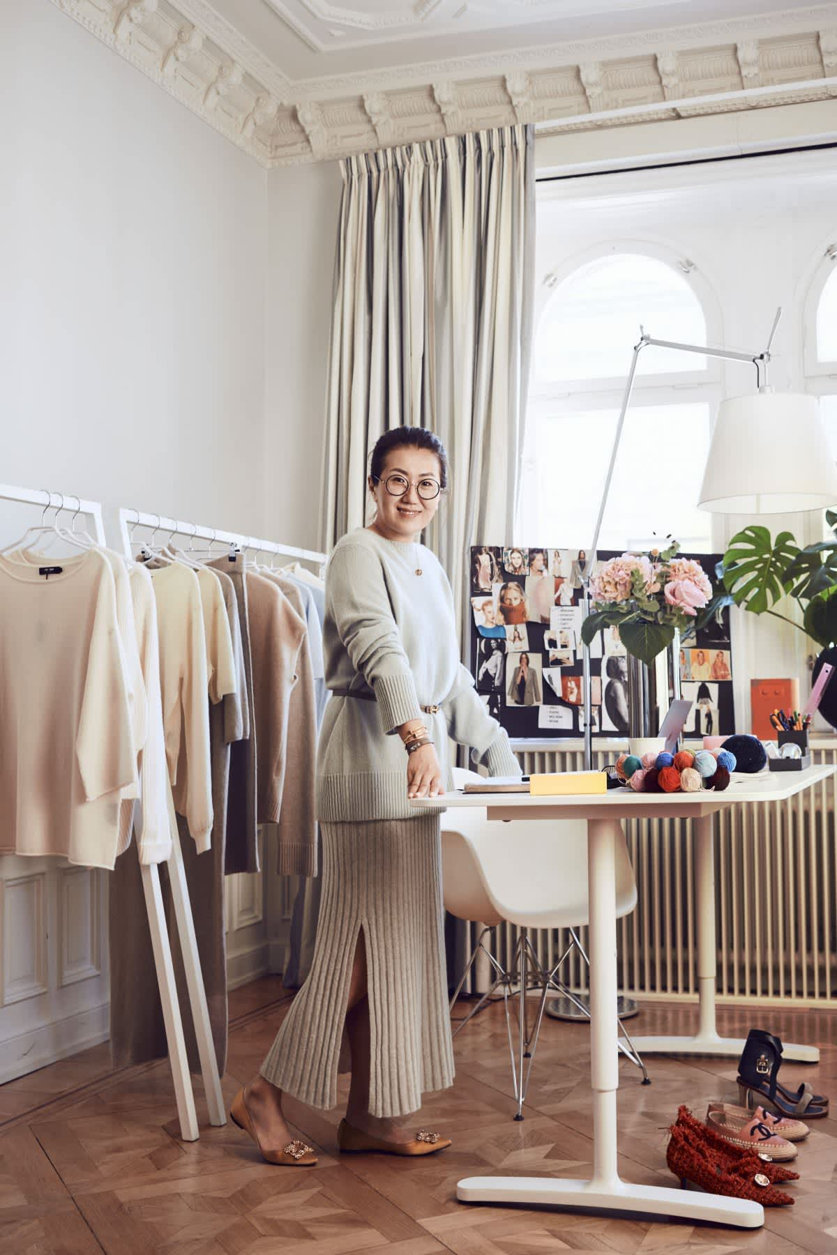 Lisa Yang är född och uppvuxen i Kina. Idag bor hon med sin familj i Sigtuna.
