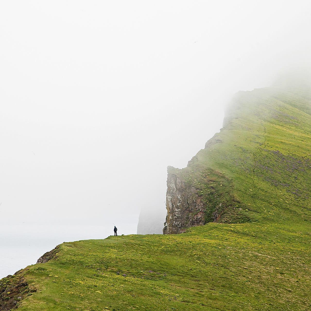 The cliff of Hornberg.
