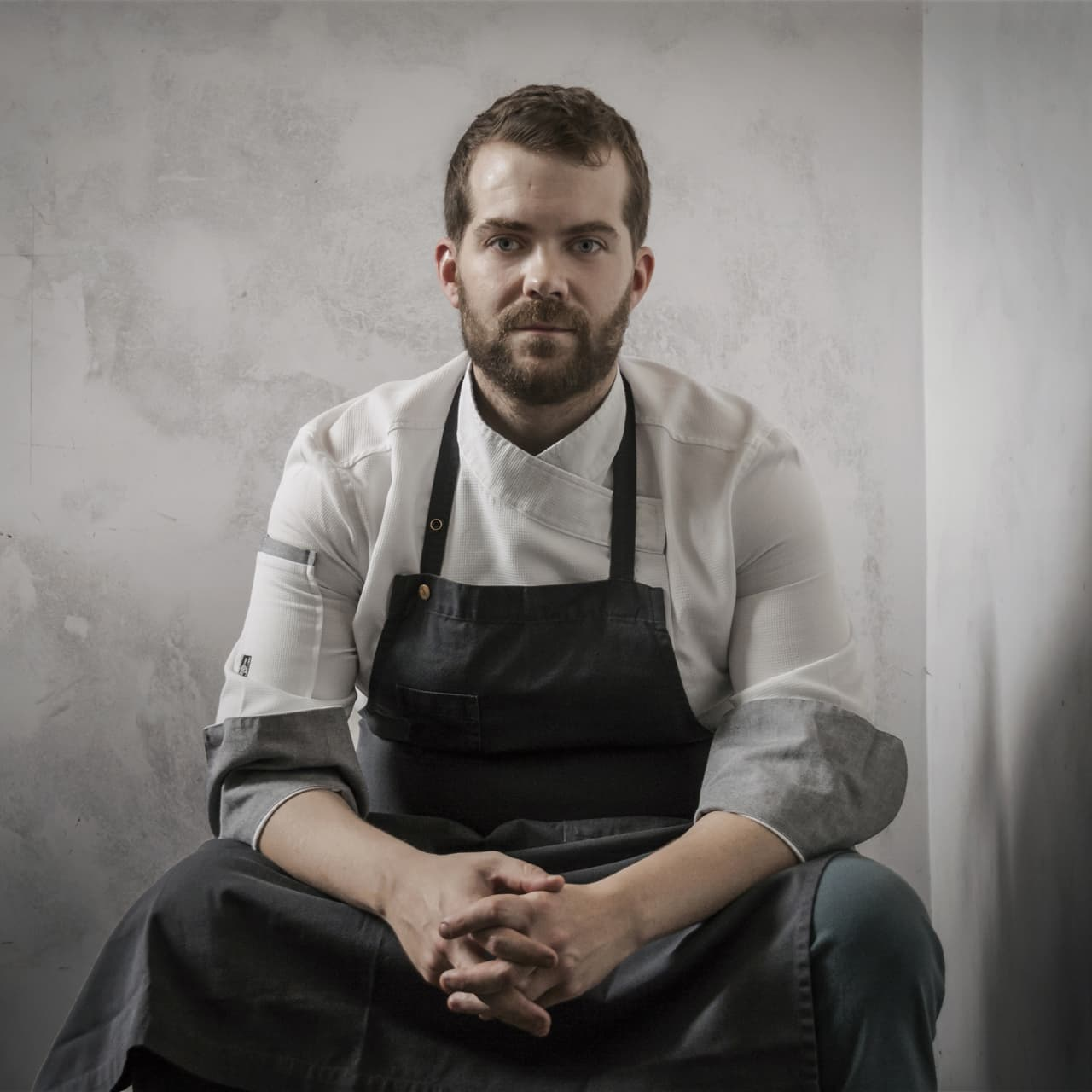 Diego López, winner of the Galician Chef of the Year award in 2014.